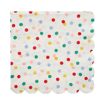 SpottyNapkins (Large) by Meri Meri