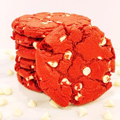 Red Velvet w/ White Chocolate Chip
