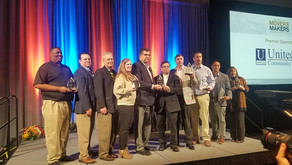 """Peachtree Packaging & Display Named a """"2020 Manufacturer of the Year"""" for Gwinnett County!"""
