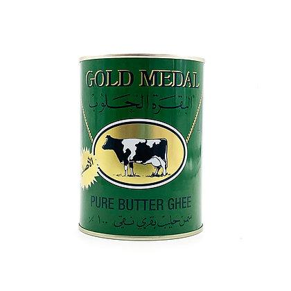 Beurre clarifié de vache GOLD MEDAL 800 gr
