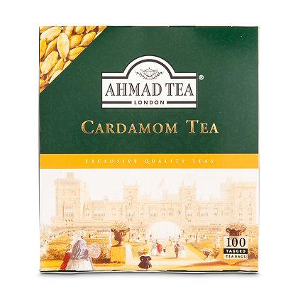 Thé de Ceylan avec cardamon AHMAD TEA 100 sachets
