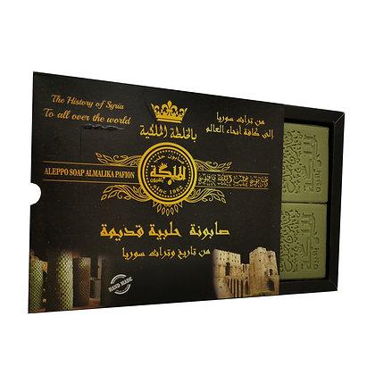 """Coffret de 6 savons d'Alep """"gamme PAFION"""""""