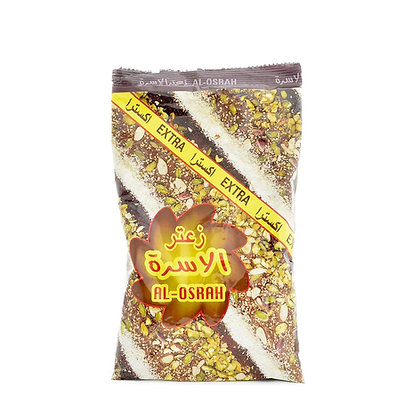 Zaatar rouge extra AL OSRAH 400 gr