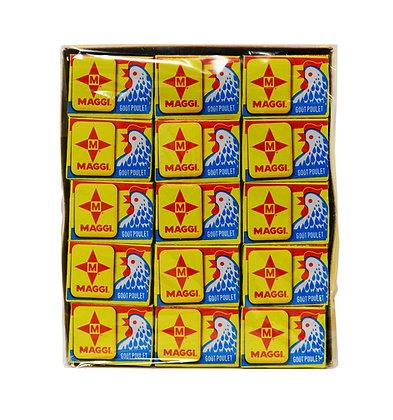 Maggi cubes halal x60