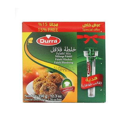 Mélange pour Falafel DURRA  350 gr + accessoire de préparation offert.