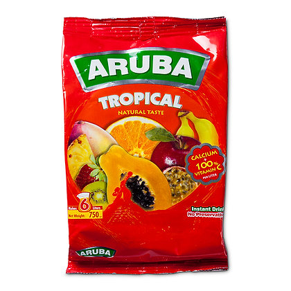 Boisson instantannée ARUBA tropical