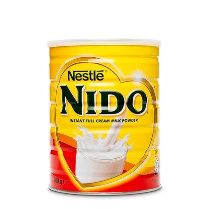 Lait entier en poudre NIDO 900 gr