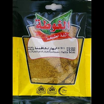 بهارات فاهيتا الغوطة 30 غرام