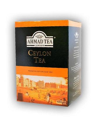 Thé de Ceylan AHMAD TEA 500 gr