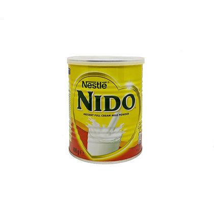 Lait entier en poudre NIDO 400 gr