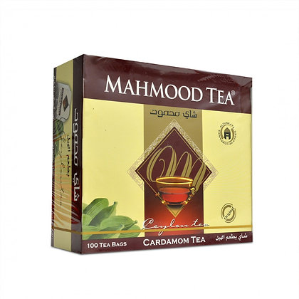 شاي محمود بالهيل  ×100 ظرف