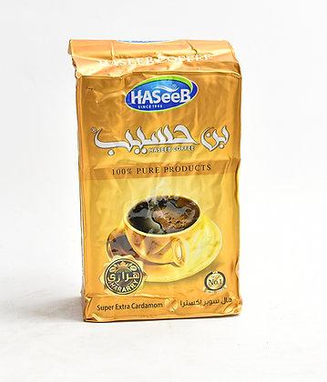 Café à la cardamone  golden HASEEB 500 gr