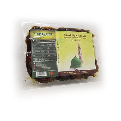 Dattes saoudiennes  1 kg ZINE