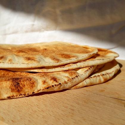 خبز لبناني x5 350 غرام