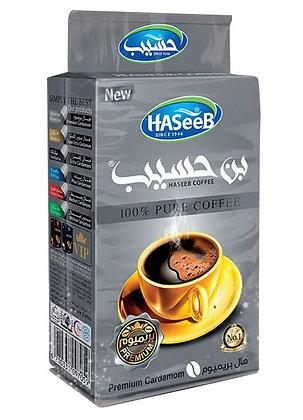 Café à la cardamone  silver premium HASEEB 500 gr