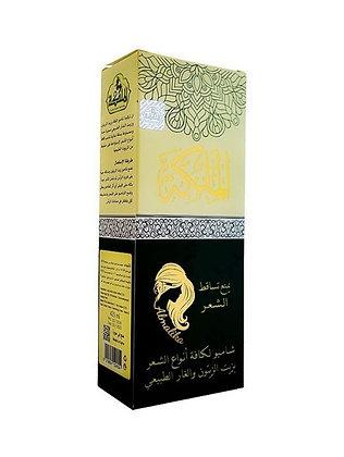 """Shampooing d'Alep à l'huile d'olive et l'huile de laurier """"anti-chute"""" 425 ml"""