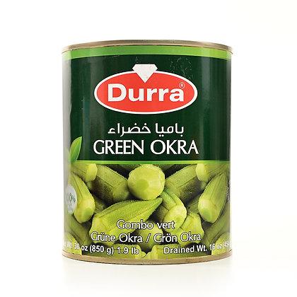 Gombo vert ( bamia) durra 850gr