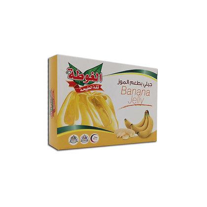 Préparation pour gelée de banane ALGOTA 80 gr