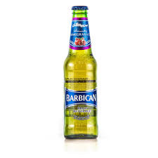 Bière sans alcool BARBICAN à la grenade