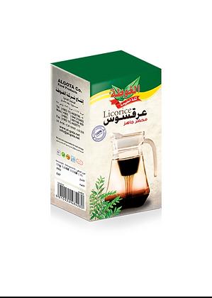 Préparation pour boisson à base de licorice (sousse) SOFRA