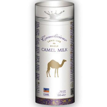 Lait de chamelle 235 ml CAMELICIOUS