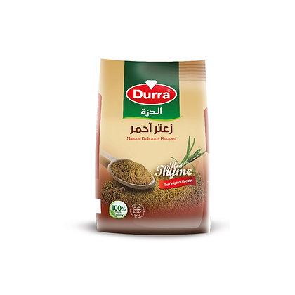 Zaatar rouge DURRA 400 gr