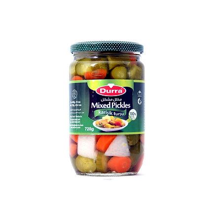 Légumes marinés Durra 710gr