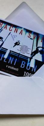 DARILNI BON 100€ - v kuverti