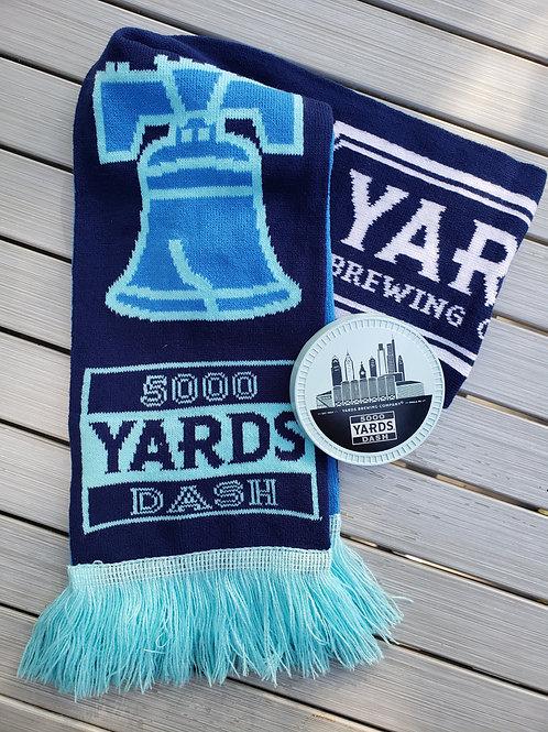 5000 Yards Knit Scarf
