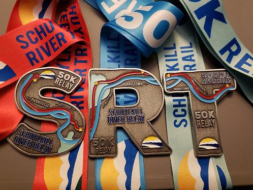 2019 SRT50k Medal