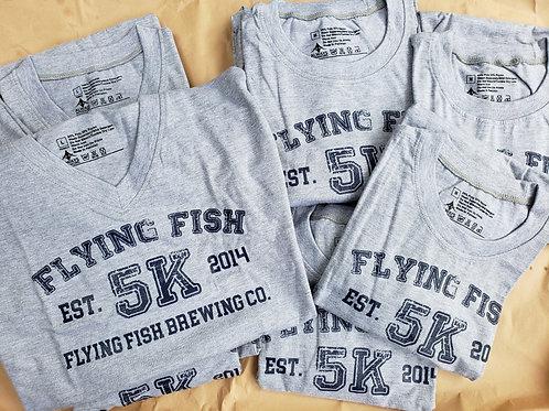 Flying Fish 5k 2021 Shirt