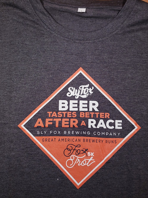 Fox Trot 5k 2020 Race Shirt (upgrade)