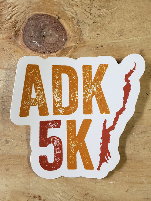 ADK 5k Stickers and Magnet bundle