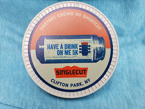 Have a Drink on Me 5k  Race Coaster
