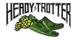 Heady Trotter 4 Miler logo - GABR