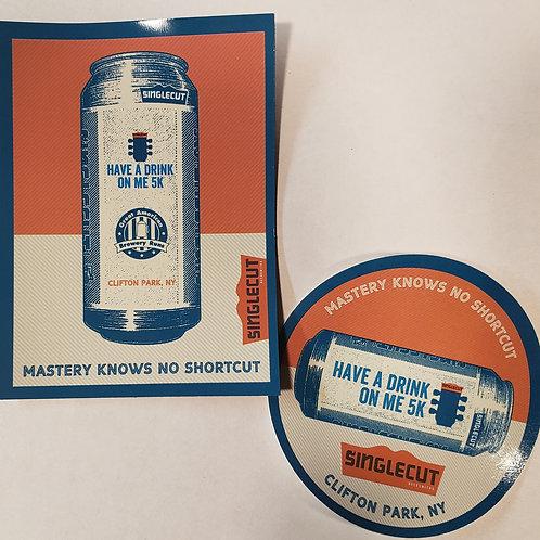 Sticker & Magnet Pack