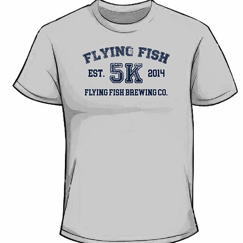 Flying Fish 5k 2021 Shirt