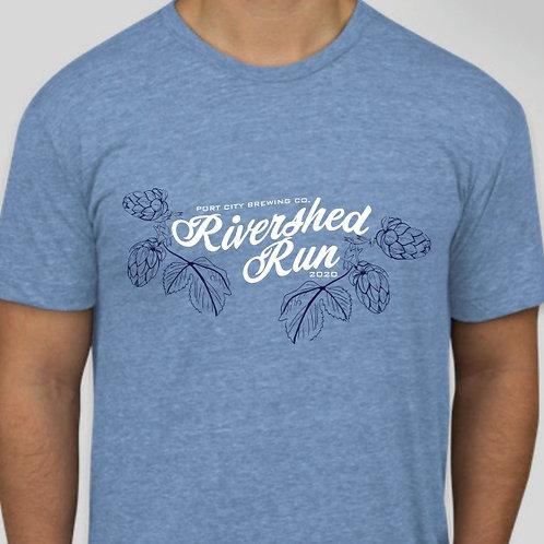 2021 Rivershed Run Race Shirt