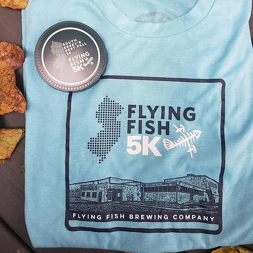 2019 Flying Fish 5k Race Shirt