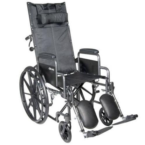 McKesson Reclining Wheelchair