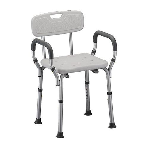 Nova Shower Chair w/ Arms & Back