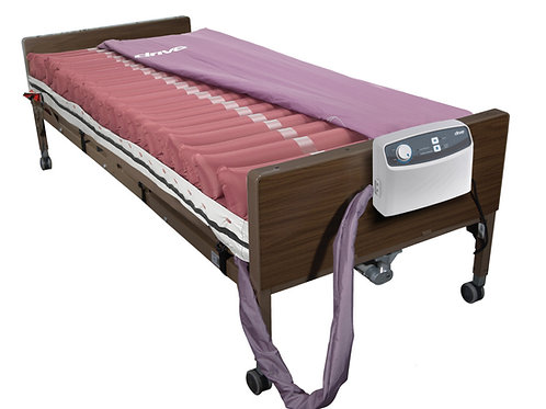 """Med-Aire 8"""" Alternating Pressure and Low Air Loss Mattress System - Drive"""