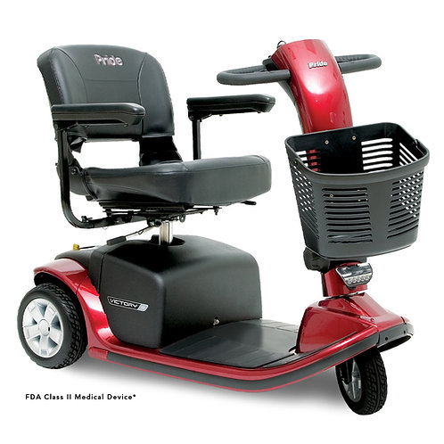Victory 9 Scooter (3-Wheel) - Pride