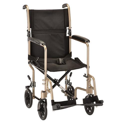 "Nova Steel 19"" Transport Chair"