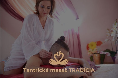 Tantrická masáž TRADÍCIA ♂ ♀ ⚤, 60 - 150min.