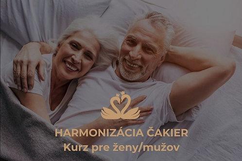 KURZ HARMONIZÁCIA ČAKIER (pre jednotlivcov)