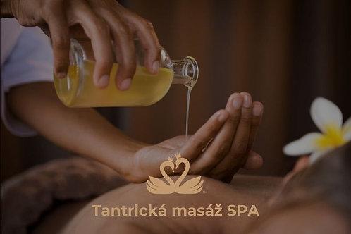 Tantrická masáž SPA ♂ ♀ , 120 - 180min.