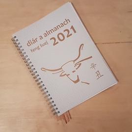 Feng shui diář a almanach 2021