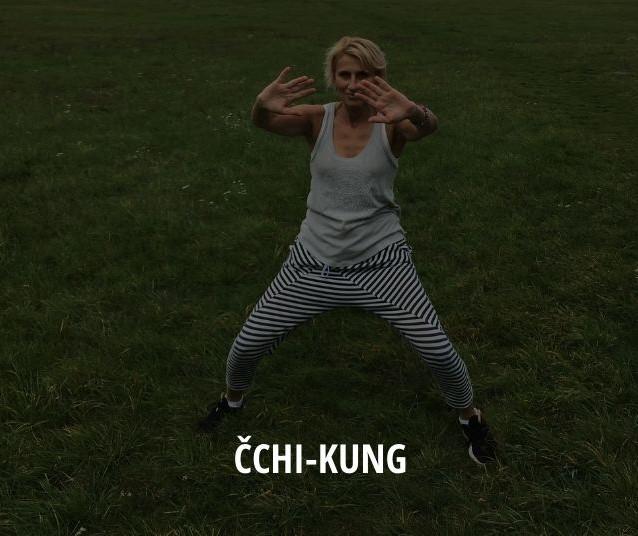 čchi-kung Dobříš