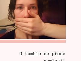 Mámování - zamlklé těhotenství
